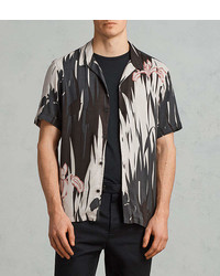AllSaints Nahiku Short Sleeve Shirt