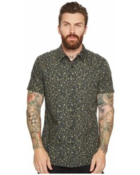 AG Adriano Goldschmied Nash Short Sleeve Shirt Short Sleeve Button Up