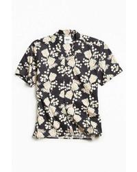 Katin Outline Short Sleeve Button Down Shirt