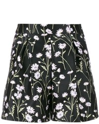 Giambattista Valli Floral Jacquard Shorts
