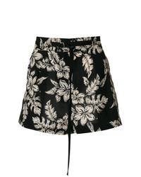Moncler High Waisted Shorts
