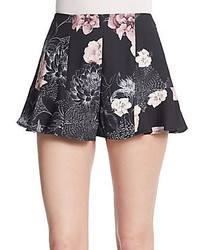 Keepsake Take Me Away Floral Print Shorts