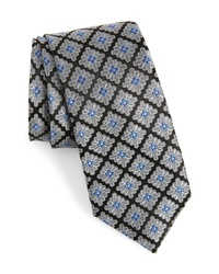Nordstrom Men's Shop Lily Medallion Silk Tie