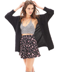 Forever 21 Floral Lace Mini Skirt | Where to buy & how to wear