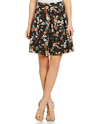 Alythea Floral Skater Skirt
