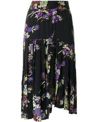 Isabel Marant Floral Print Inaya Skirt