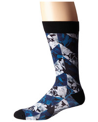 adidas Neo 3d Sublimated Geo Overlay Floral Single Crew Socks