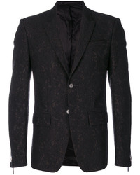 Givenchy Floral Lace Two Piece Suit