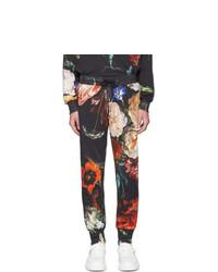 Paul Smith Ssense Multicolor Floral New Masters Print Lounge Pants