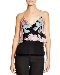 Elizabeth and James Harlyn Floral Tank