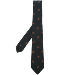 Givenchy Floral Print Tie