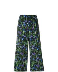 Vivetta Floral Wide Leg Trousers