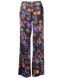 Maison Martin Margiela Floral Trousers