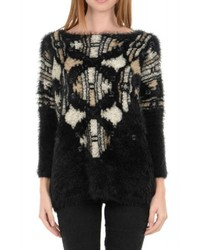 Aztec motif jumper medium 1160449