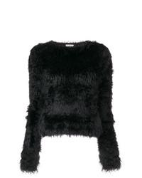 Balenciaga Oversoft Fluffy Jumper