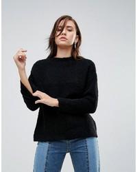 YMC Smock Teddy Alpaca Wool Blend Sweater