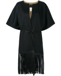 Agnona Fringed Coat