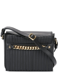 Loriblu Fringed Crossbody Bag