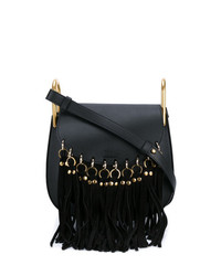 Chloé Small Fringed Hudson Shoulder Bag