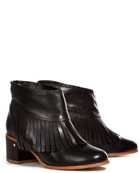 Laurence Dacade Ankle Boots With Fringe