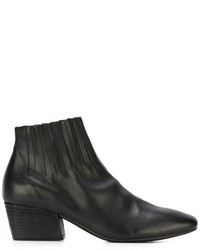 Marsèll Nero Fringed Ankle Boots