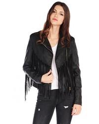 RD Style Fringe Moto Jacket