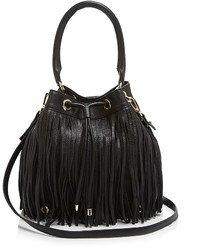 Milly Shoulder Bag Essex Fringe Drawstring
