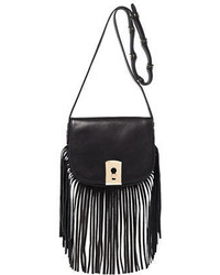 Botkier New York Clinton Fringe Crossbody Bag