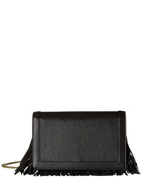 Moschino Boutique Fringes Crossbody