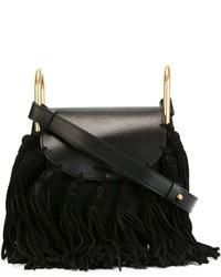 Chloé Hudson Fringed Shoulder Bag