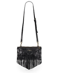 Liebeskind Carol Fringe Leather Crossbody Bag