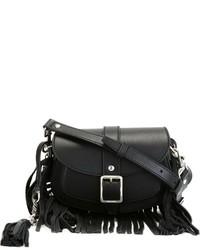 Saint Laurent Mini Fringed Crossbody Bag