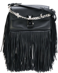 Fendi Small Fringed Crossbody Bag