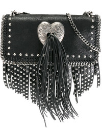 Stella McCartney Falabella Fringed Crossbody Bag
