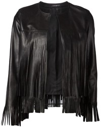The Perfext Fringed Jacket