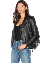 Understated Leather X Revolve Magic Dance Jacket