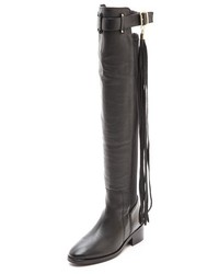 Kg vixen tall tassle boots medium 187267