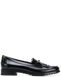 Double t fringed loafers medium 4394849