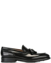 Salvatore Ferragamo Fringe Detail Loafers