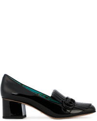 Gucci Marmont Fringe Loafers