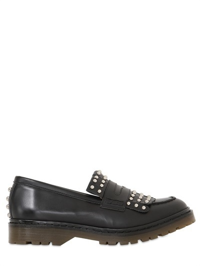RED Valentino 20mm Studded Fringed