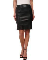 Fringe pencil skirt medium 423028