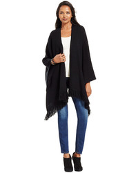 Style Co Fringed Open Front Poncho Only At Macys