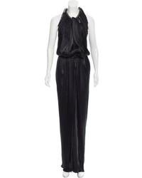 Silk evening dress w tags medium 5369261