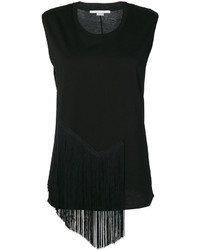 Stella McCartney Fringed Sleeveless Top