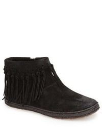 Ugg shenendoah fringe ankle boot medium 348427