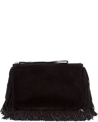 Pierre Hardy Alpha Fringed Clutch