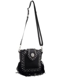 Adore Clothes More Tassel Crossbody Purse
