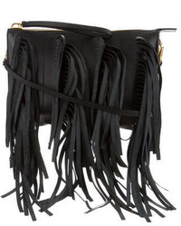 Marni Fringe Crossbody Bag