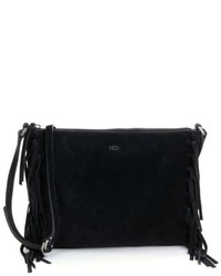 UGG Lea Fringe Cross Body Bag